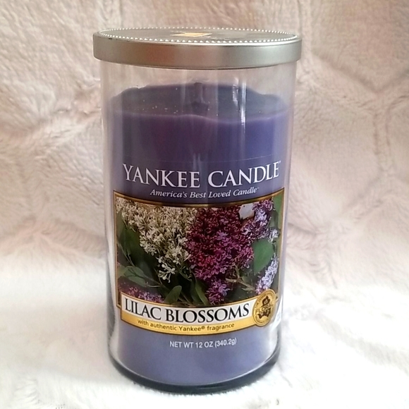 Lilac Blossoms Yankee Candle Tumbler (12oz)